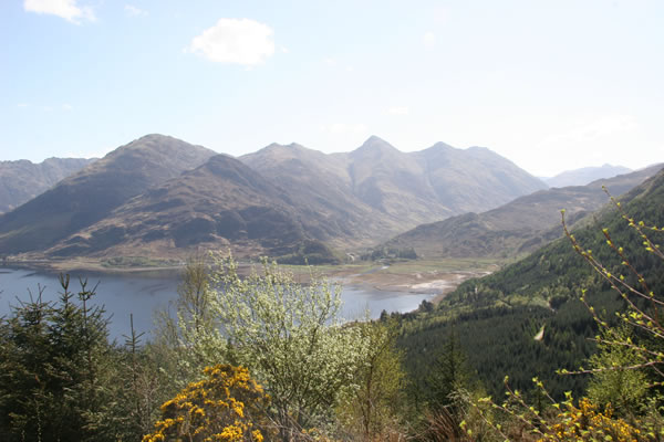 The Sisters of Kintail